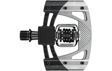 Crank Brothers Mallet 2 Pedal, schwarz/silber